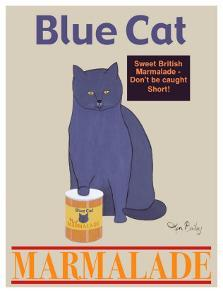Blue Cat by Ken Bailey
