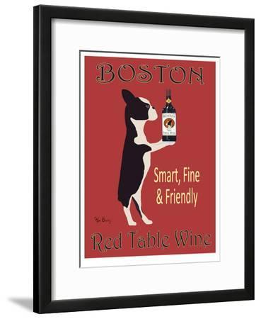 Boston Red Table Wine