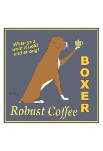 Boxer Robust Coffee by Ken Bailey