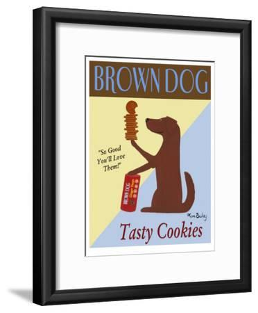Brown Dog Cookies