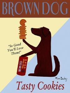 Brown Dog Tasty Cookies by Ken Bailey