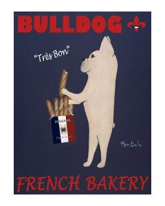 Bull Dog French Bakery by Ken Bailey