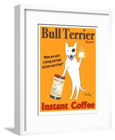 Bull Terrier Coffee