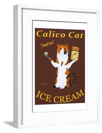 Calico Cat Ice Cream