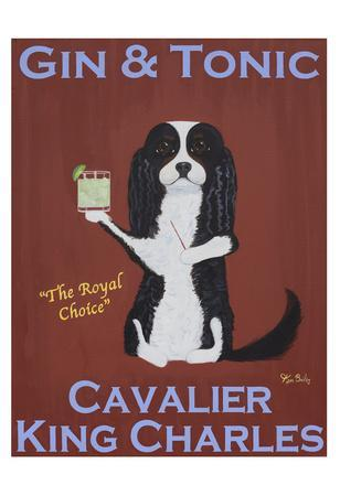 Cavalier Gin & Tonic