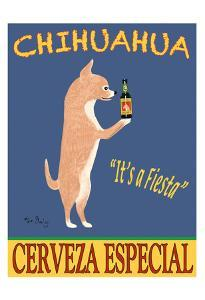 Chihuahua Cerveza by Ken Bailey