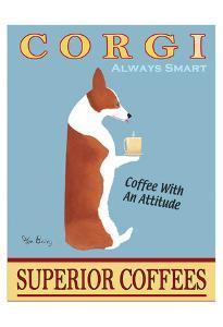 Corgi Superior Coffees by Ken Bailey