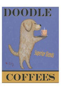 Doodle Superior Blends Coffees by Ken Bailey