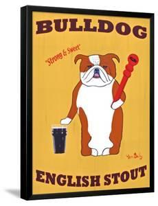 English Bulldog 2 by Ken Bailey