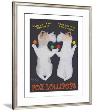 Fox Lollipops