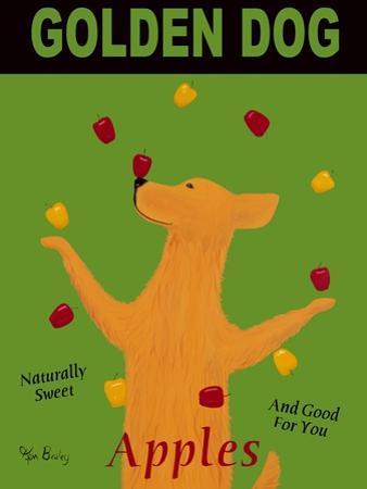 Golden Dog by Ken Bailey
