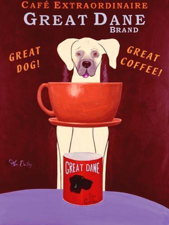 Great Dane Brand by Ken Bailey