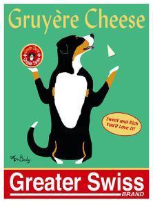 Greater Swiss by Ken Bailey