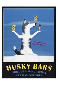 Husky Bars by Ken Bailey