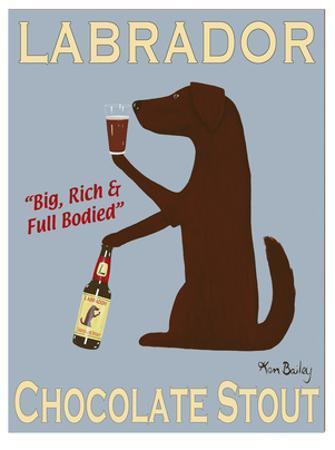 Labrador Chocolate Stout