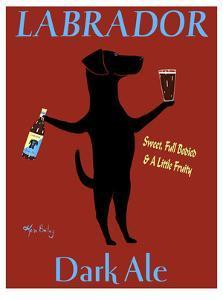 Labrador Dark Ale by Ken Bailey