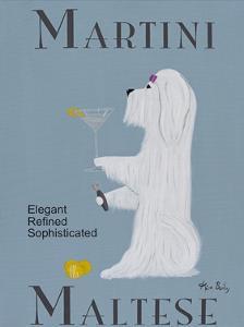 Martini Maltese by Ken Bailey