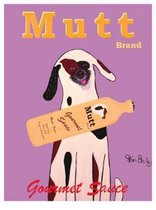 Mutt Brand by Ken Bailey