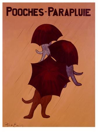Pooches Parapluie
