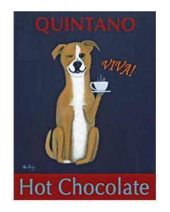 Quintano Hot Chocolate by Ken Bailey