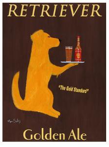 Retriever Golden Ale by Ken Bailey