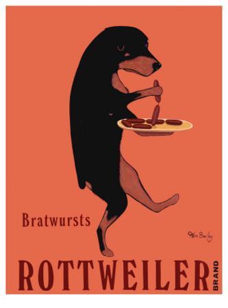 Rottweiler Brand