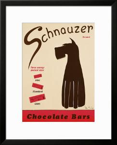 Schnauzer Bars by Ken Bailey