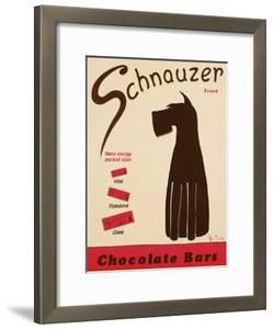 Schnauzer Bars by Ken Bailey