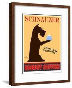 Schnauzer Premium Coffees by Ken Bailey