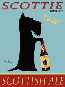 Scottie Scottish Ale by Ken Bailey