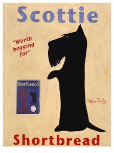 Scottie Shortbread by Ken Bailey