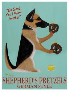 Shepherd's Pretzels by Ken Bailey