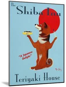 Shiba Inu Teriyaki by Ken Bailey