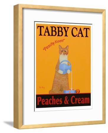 Tabby Cat Peaches & Cream