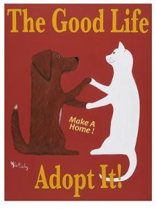The Good Life - Adopt It! by Ken Bailey