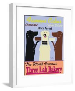 Three Lab Bakery by Ken Bailey