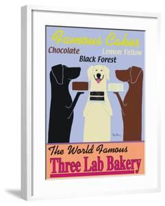 Three Lab Bakery by Ken Bailey