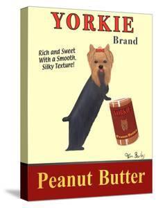 Yorkie Peanut Butter by Ken Bailey