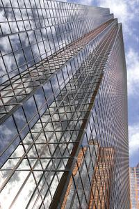 Glass and Clouds 4 by Ken Bremer