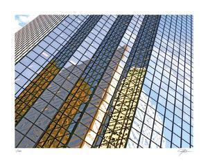 Urban Reflections 1 by Ken Bremer