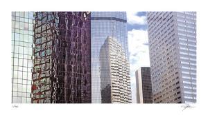 Urban Reflections 3 by Ken Bremer