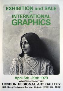 International Graphics, 1979 by Ken Danby