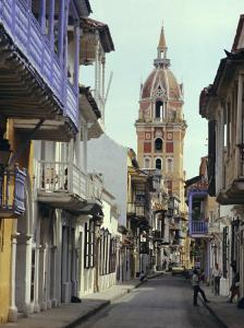 Cartagena, Colombia, South America by Ken Gillham