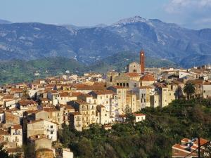 Castelbuono, Madonie Regional Park, Sicily, Italy by Ken Gillham