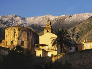 Castelbuono, Palermo, Sicily by Ken Gillham