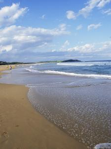 Dee Why Beach, Sydney, New South Wales, Australia by Ken Gillham