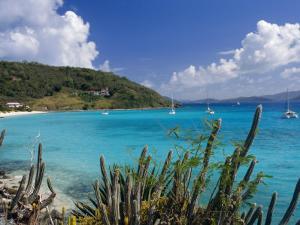 Jost Van Dyke Island, British Virgin Islands, Caribbean, West Indies, Central America by Ken Gillham