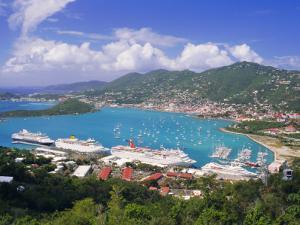St. Thomas, U.S. Virgin Islands, Caribbean, West Indies by Ken Gillham