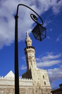 Umayyad Mosque, Damascus, Syria by Ken Gillham