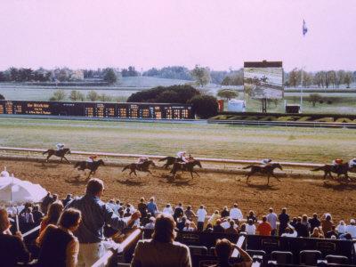 Keenland Racetrack, Lexington, KY